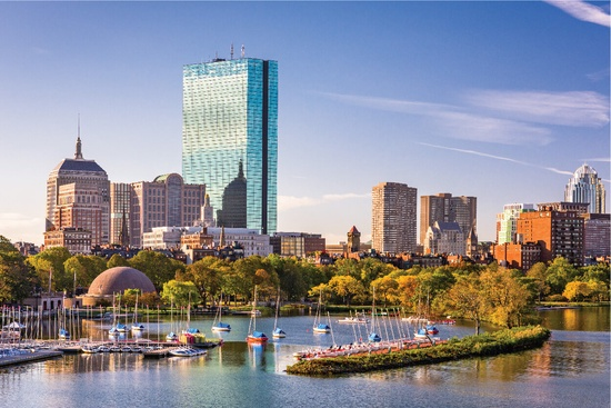 Boston & Rhode Island 3 Jours
