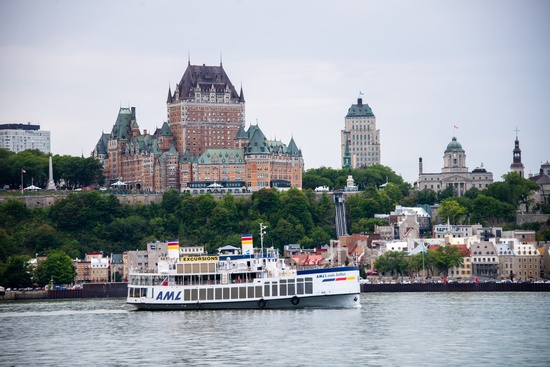 BUS AND CRUISE (MONTREAL - QUEBEC CITY)  1 Day