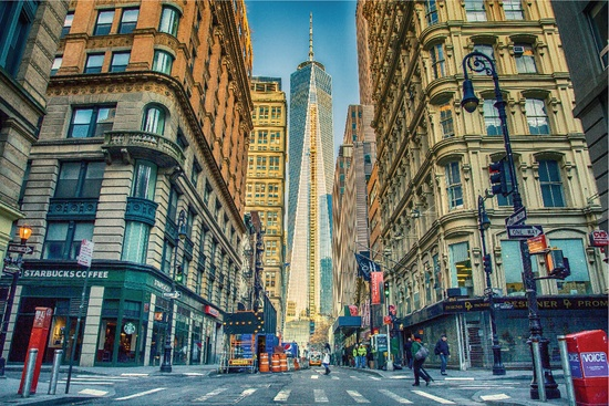 New York 3 Jours en Liberté
