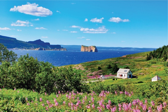 Gaspésie 3 jours