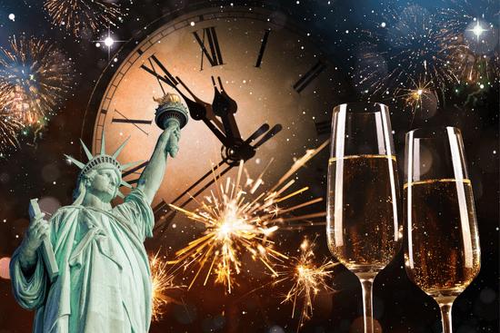 2020 Nouvel An Compte à Rebours à New York 3 Jours Guidés