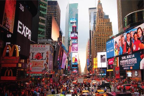 New York 3 jours (transport seulement)