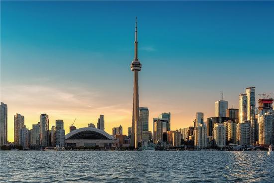 Toronto & Chutes du Niagara 3 jours en liberté