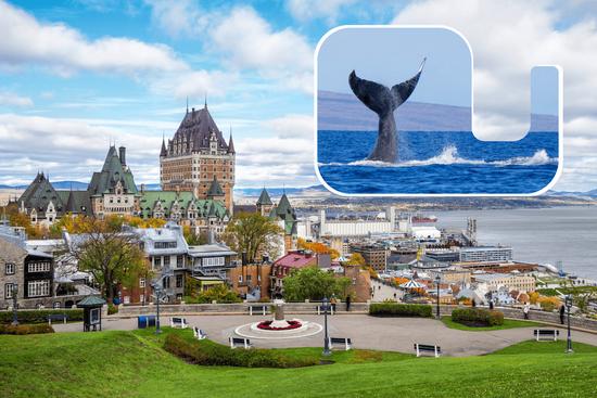 Québec & Charlevoix 3 jours