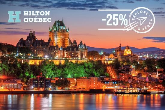 Explore Ville de Québec 3 jours