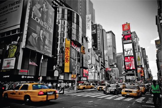 2020 Nouvel An Compte à Rebours New York 5 jours en Liberté