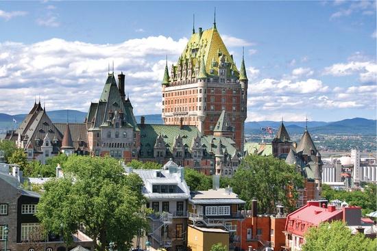 Ville de Québec & Chut Montmorency 1 jour