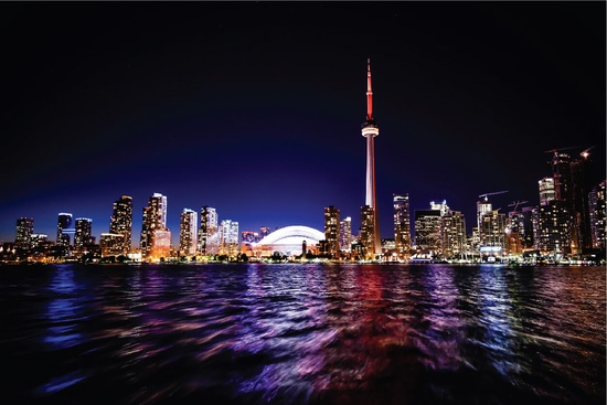 Ottawa & Toronto & Niagara 3 Jours