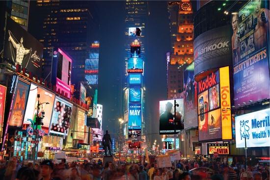 2020 Nouvel An Compte à Rebours à New York 3 Jours (Départ spécial  à minuit)